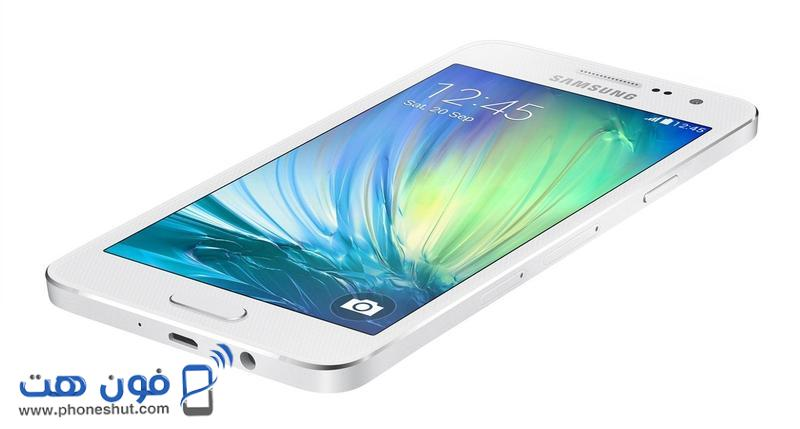 Samsung Galaxy A3 phoneshut