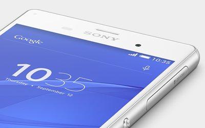 Sony Xperia Z3 phoneshut com