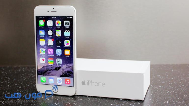 مواصفات IPhone 6 plus