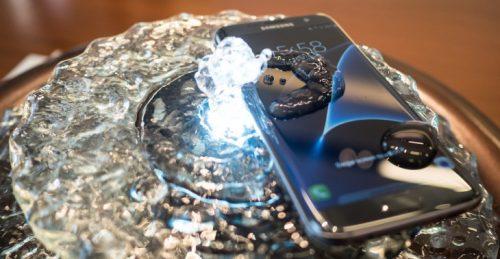 افضل الهواتف المقاومة للماء