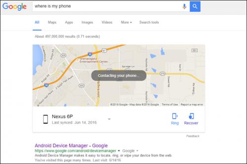 طريقة تتبع هاتفك المفقود