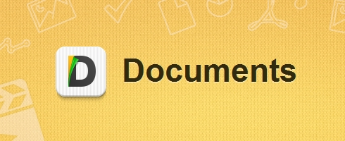 تطبيق Documents للايفون