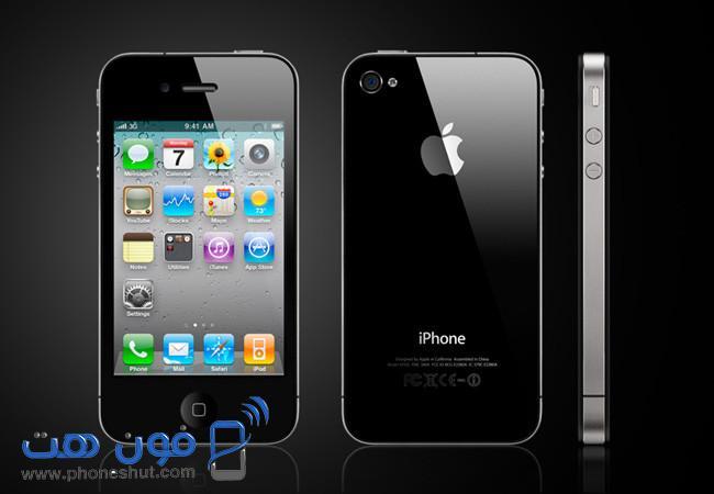 مواصفات IPhone 4