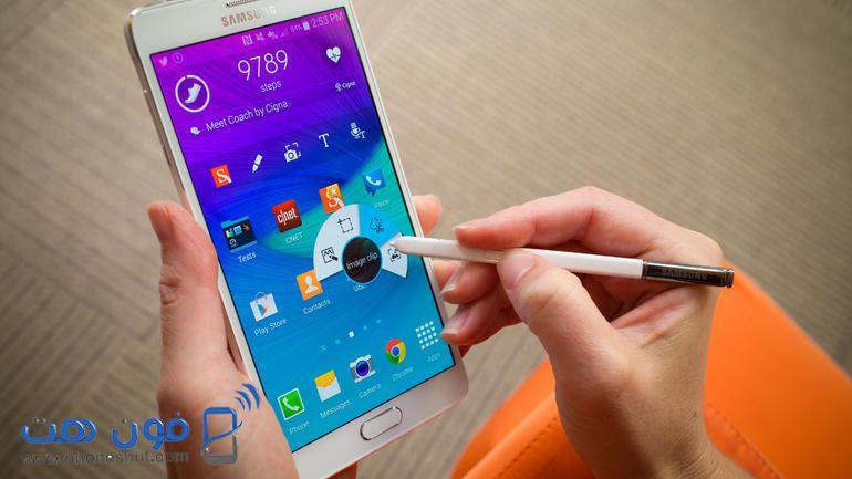 مواصفات Samsung Galaxy Note 4