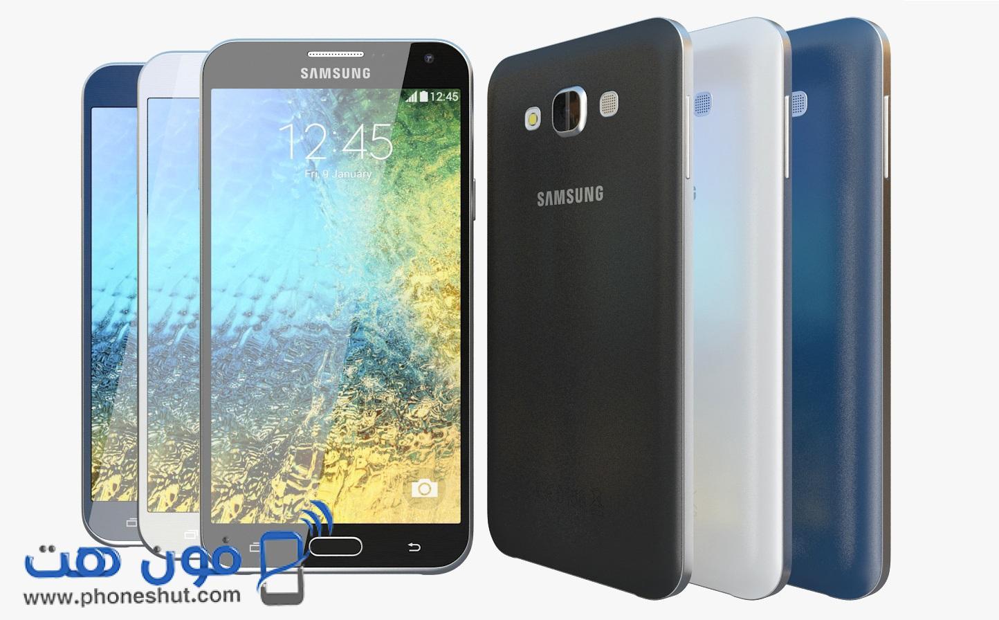مواصفات وسعر Samsung Galaxy E7 ـ سامسونج جلاكسي E7