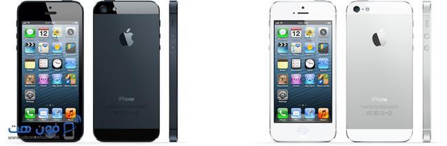 سعر ومواصفات أبل أيفون 5 ـ Apple iPhone 5