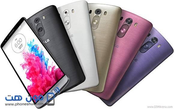 مواصفات LG G3