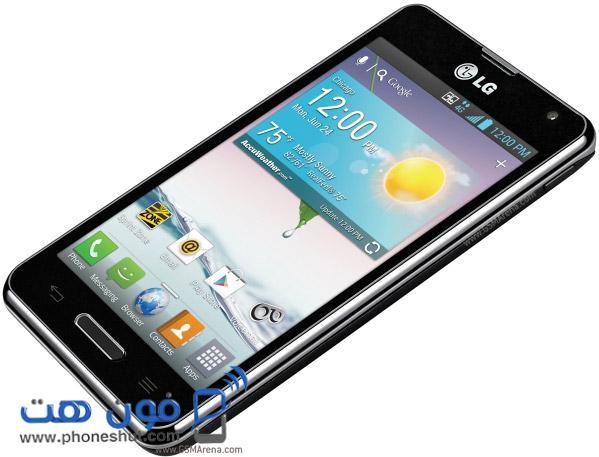 مواصفات LG Optimus F3