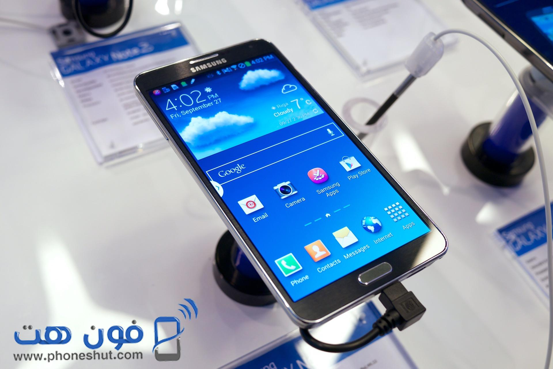 صور موبايل سامسونج Galaxy Note 3