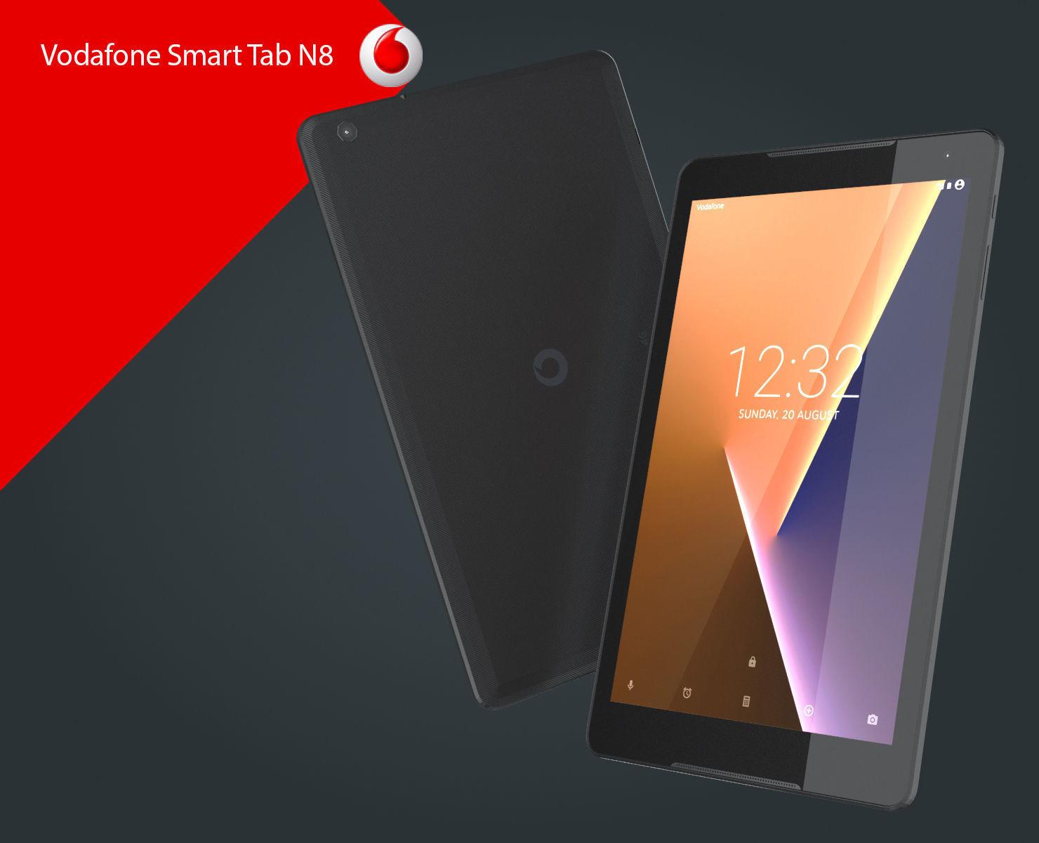 مواصفات Vodafone Smart Tab N8