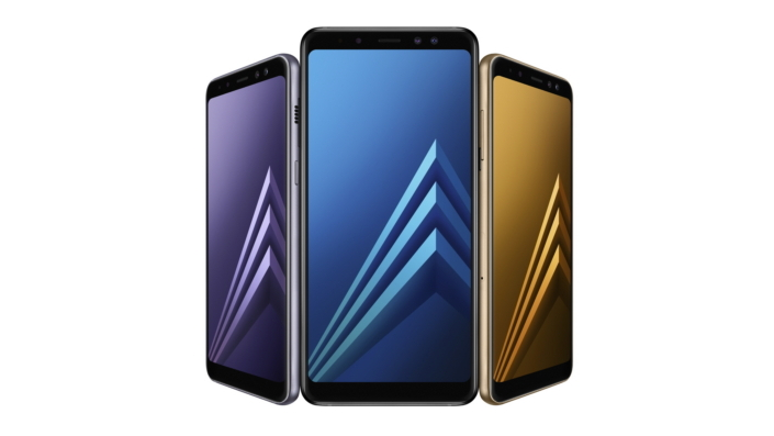 مواصفات Samsung Galaxy A8 plus 2018