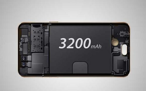 هاتف Oppo f5