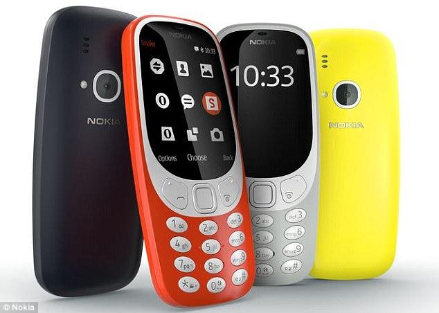 مواصفات Nokia 3310 4G