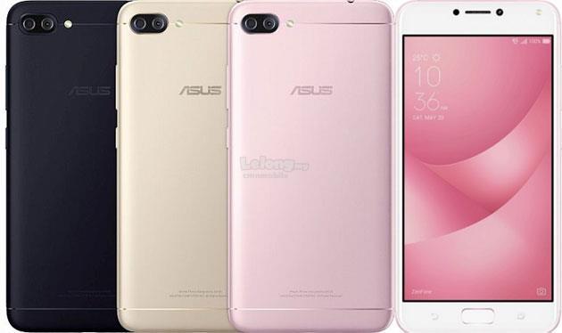 مواصفات Asus Zenfone 4 Max Pro ZC554KL