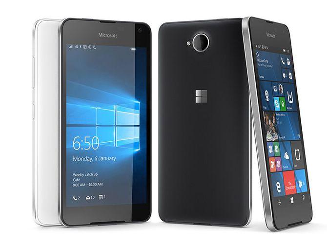 مواصفات Microsoft Lumia 650