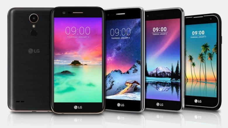 مواصفات (LG K10 (2018