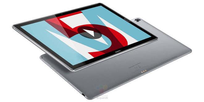 مواصفات (Huawei MediaPad M5 10 (Pro