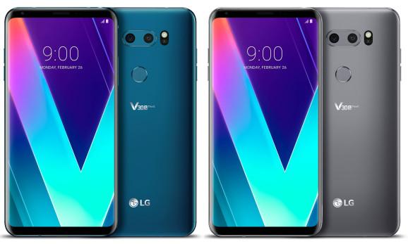 مواصفات LG V30s Thinq