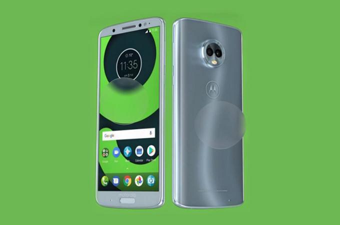 مواصفات Motorola Moto G6 Plus