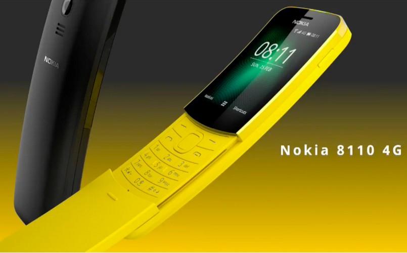مواصفات Nokia 8110 4G