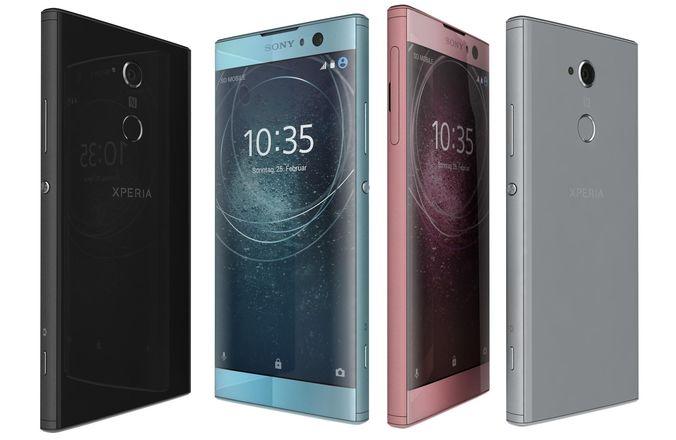 سعر ومواصفات سوني اكسبيريا XA 2 ـ Sony Xperia XA2