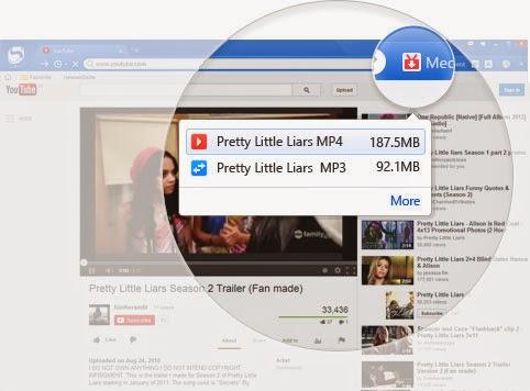 التحميل من اليوتيوب عن طريق المتصفح Browser