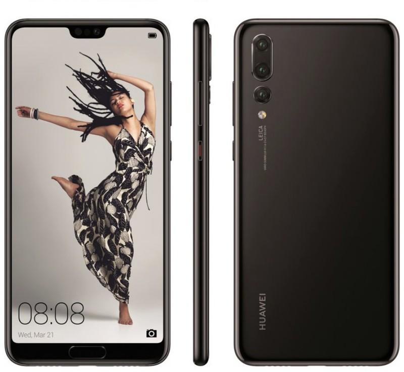 مواصفات Huawei P20