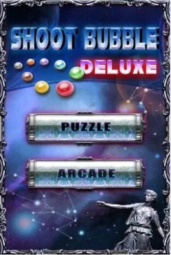 لعبة Shoot Bubble Deluxe