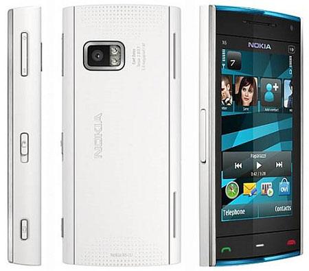 مواصفات Nokia X6