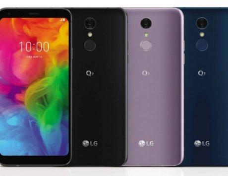 مواصفات LG Q7