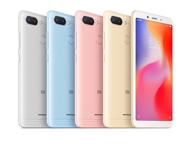 سعر ومواصفات شاومي ردمي 6 ـ Xiaomi Redmi 6