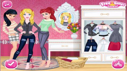 5ddb33c9b051b كيف يمكنك الاستمتاع مع لعبة تلبيس بنات ؟