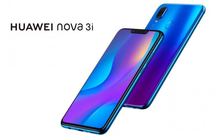 مواصفات هواوي نوفا 3i ـ Huawei nova 3i