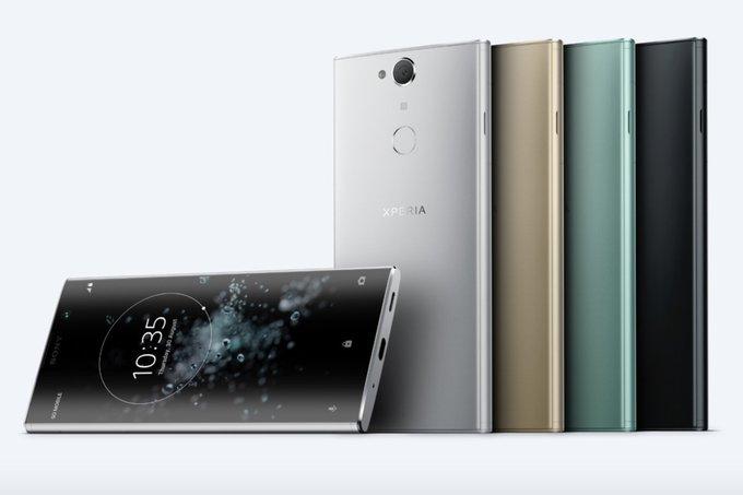 مواصفات سوني إكسبريا XA2 بلس - Sony Xperia XA2 Plus