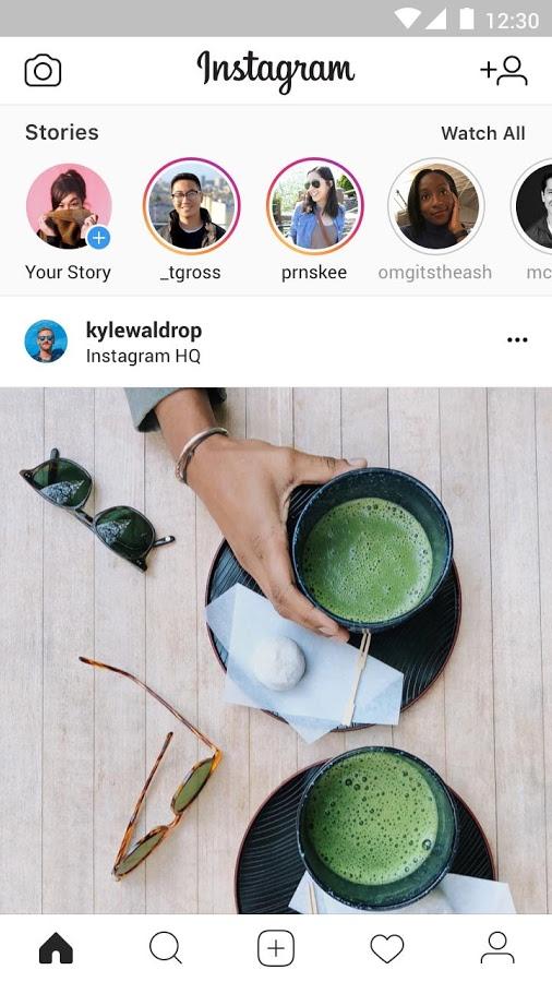 تطبيق Instagram Lite لأصحاب الهواتف والنت الضعيف