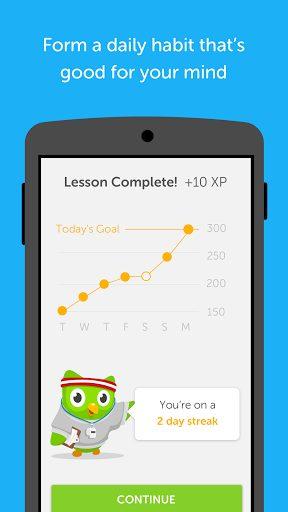 تعلم اللغات الأخرى بطريقة ممتعة عبر تطبيق Duolingo