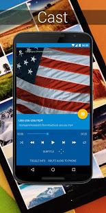 إرسال محتوى الوسائط المتعددة إلى جهاز Chromecast عبر تطبيق LocalCast