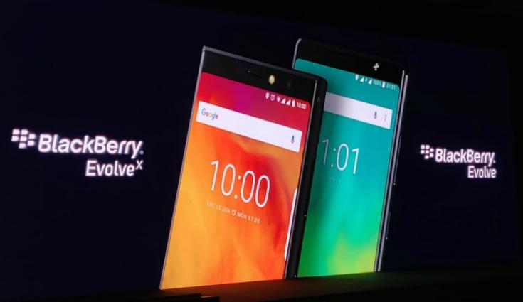 سعر ومواصفات BlackBerry Evolve X ـ بلاك بيري إيفولف X