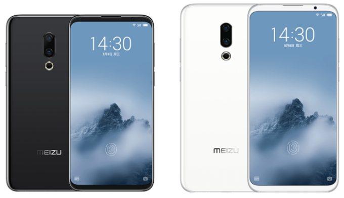 سعر ومواصفات ميزو 16X ومميزات وعيوب Meizu 16X