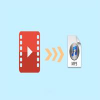 طريقة تحويل ملفات الفيديو الى صوت