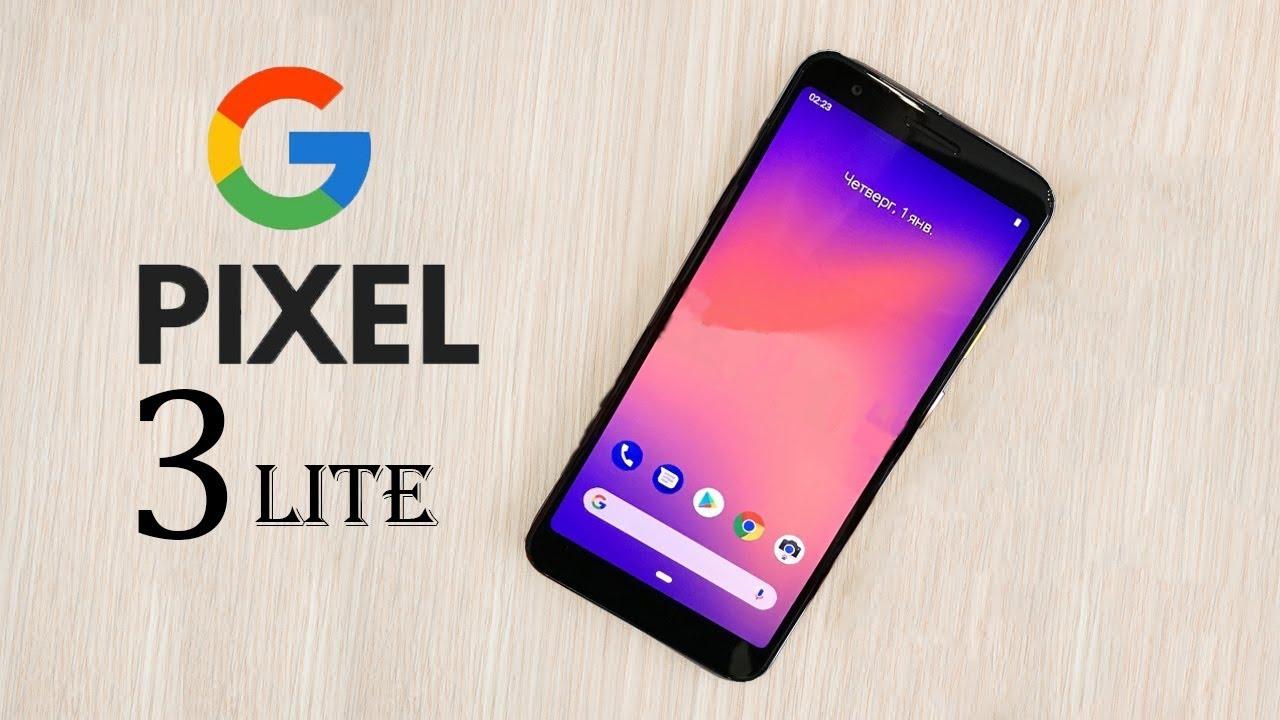سعر ومواصفات جوجل بيكسل 3 لايت - Google Pixel 3 lite