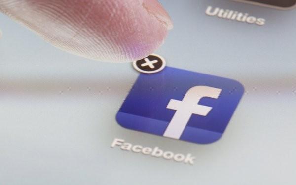 حذف تطبيق فيسبوك