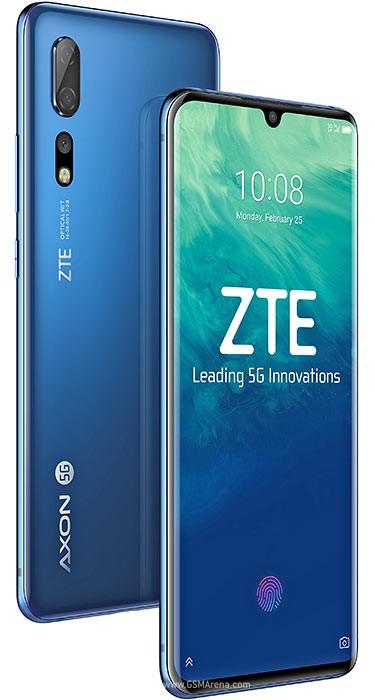 سعر ومواصفات ZTE Axon 10 Pro 5G