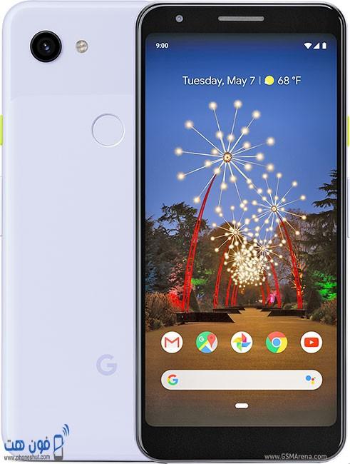 سعر ومواصفات Google Pixel 3a XL
