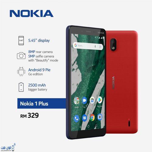 صورة رسمية من شركة نوكيا توضح مواصفات الهاتف وامكانياته الداخلية