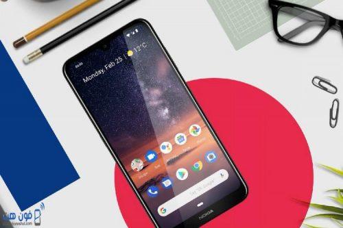 هاتف نوكيا 3.2 الجديد في الفئة المتوسطة