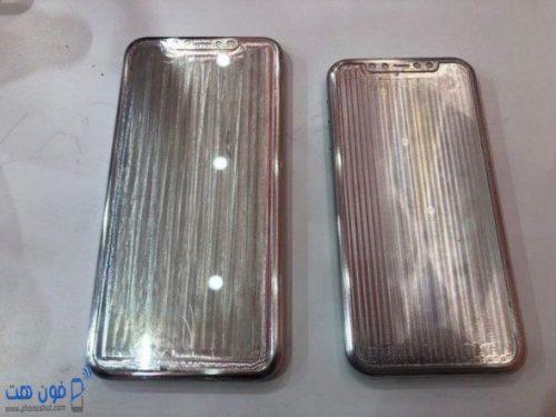 صورة امامية لقالب هاتف ايفون 11 الجديد من ابل
