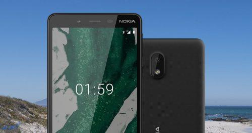 هاتف نوكيا ون بلس الجديد من شركة نوكيا.