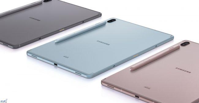 تابلت سامسونج Samsung Galaxy Tab S6