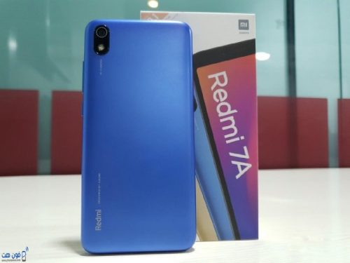 سعر موبايل Xiaomi Redmi 7A